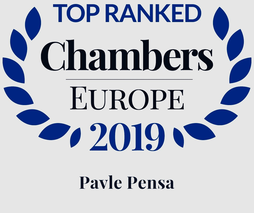Chambers Europe Pensa