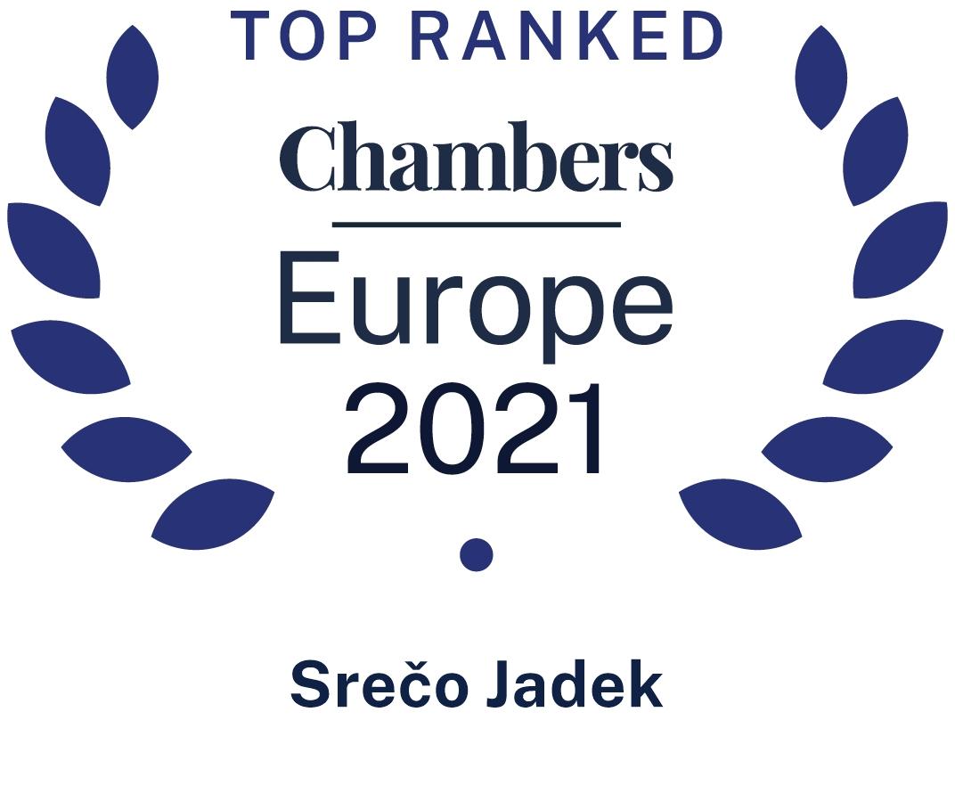 Chambers Europe Jadek