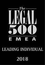 Legal 500 - individuals