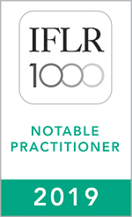 IFLR Notable Practitioner 2019