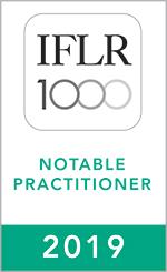 IFLR Notable Practitioner 2019