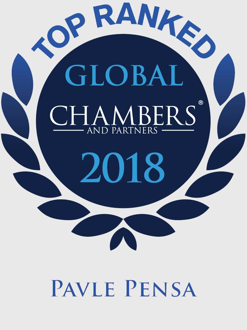 Chambers Global Pensa